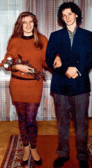 АРДОВА и СПИВАКОВСКИЙ поженились под мелодию «The Beatles»