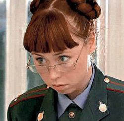 …в картине «Любовь на сене» - лейтенанта милиции…