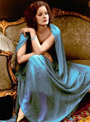 Грета ГАРБО - одна из немногих звёзд немого кино, кто нашёл себя и в звуковом кинематографе