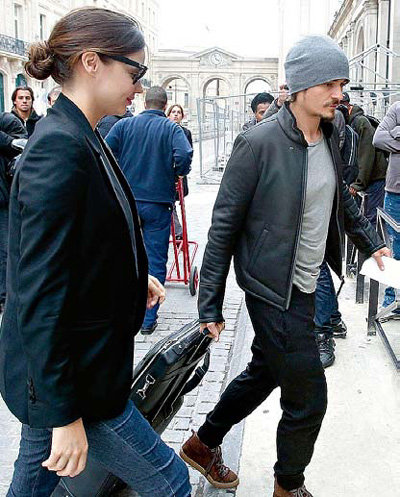 Неделя высокой моды в Париже не заставила БЛУМА сменить стиль