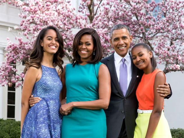 Настоящее имя дочери Обамы шокировало пользователей соцсетей