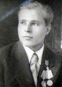 Герой Советского Союза Александр Кривец. Фото: Википедия
