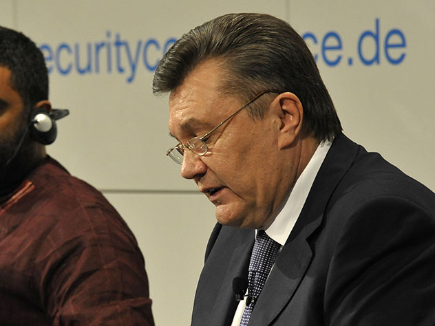 Украинские радикалы планировали сжечь заживо Виктора Януковича