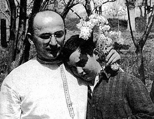 «Ничто человеческое»: Лаврентий Берия с сыном Серго