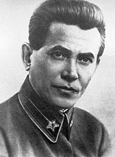 Ежов, нарком НКВД