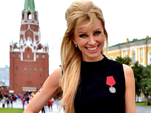 Ирина Нельсон поблагодарила хоккеистов из«Металлурга» заподарок