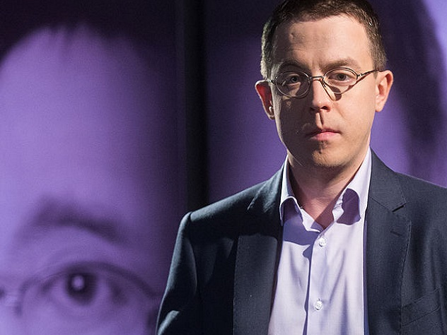 Украинский телевизионный ведущий назвал соотечественников неговорящих намове «неполноценными»