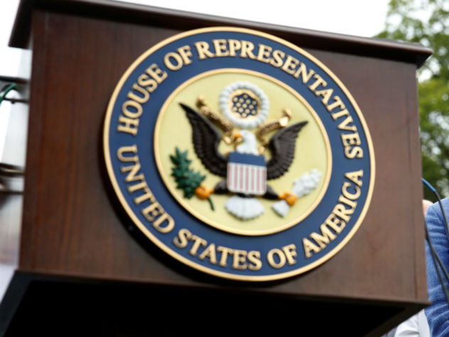 В законодательном проекте  конгресса США включен пункт опротивостоянии «Северному потоку-2»