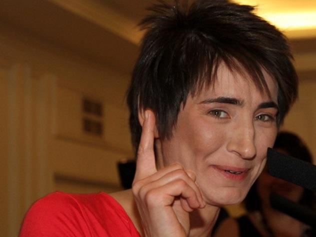 Эстрадная певица  Земфира 26августа отмечает свое 41-летие