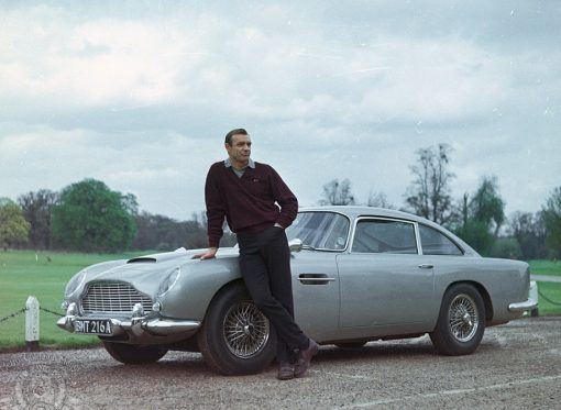 Будущий Астон Мартин Vantage и наследство агента 007