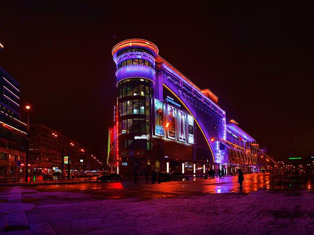 Угрозы взрыва на«заминированных» объектах в столице России неподтвердились