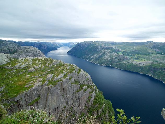 ВМурманской области откроют движение рядом сграницей сКоролевством Норвегия