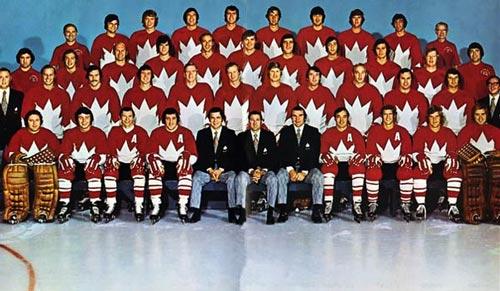 Сборная Канады 1972 года