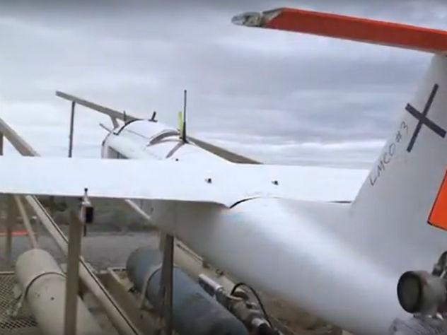 Армия США проверила лазерную оружие надронах