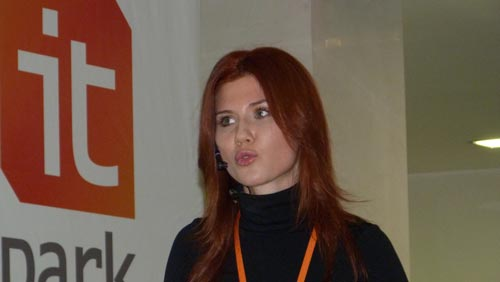 Анна Чапман. wikimedia