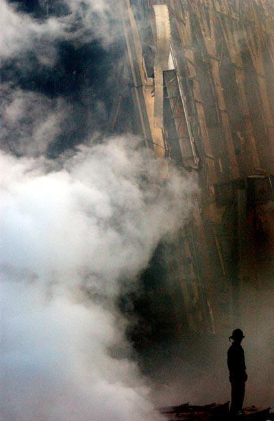 Нью-йоркский пожарный. wikimedia