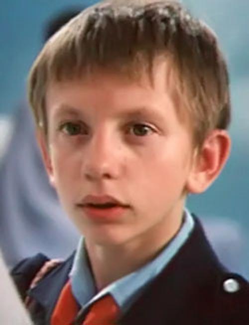 Алексей Фомкин уже на съемках «Гостьи из будущего» прослыл «трудным подростком». wikimedia