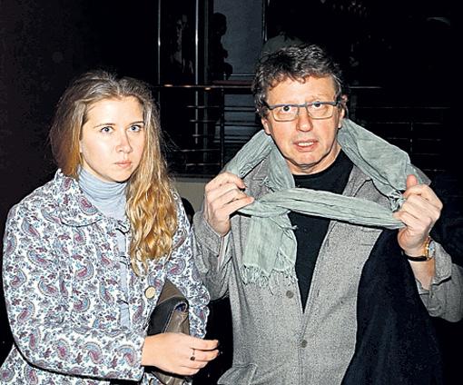 Михаил Ширвиндт закрутил роман с27-летней любовницей