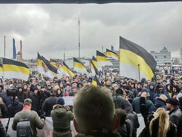В столице России пройдет два марша оппозиции вДень народного единства