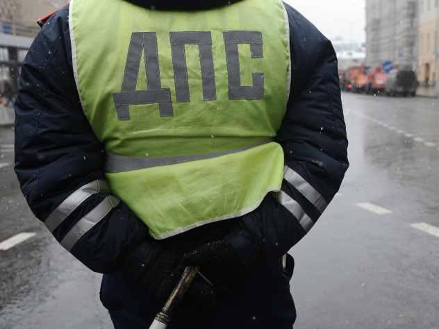 ВЧелябинске семь машин ГИБДД гнались за джипом