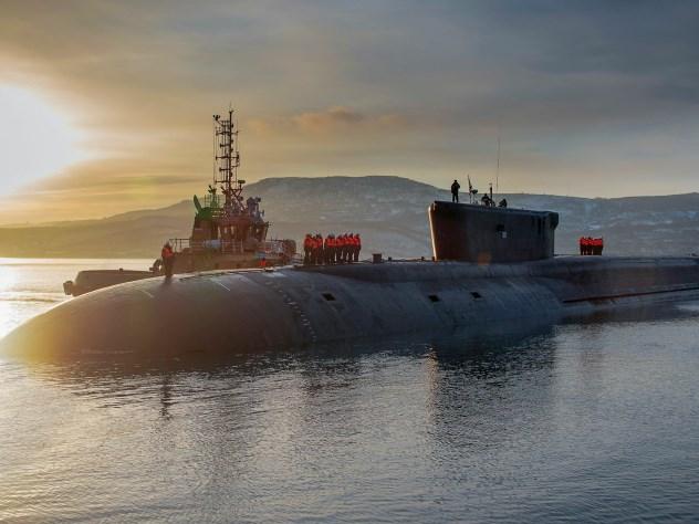 РФ направит напоиски субмарины один изсамых огромных самолетов вмире