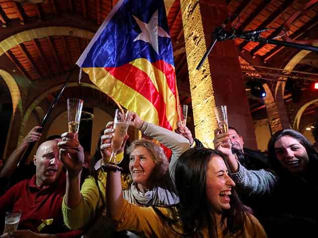 Слуцкий овыборах вКаталонии: снова подтверждена  потребность  разговора