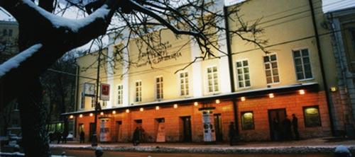 Тверской бульвар, 23 – Театр им. Пушкина (быв. Камерный)