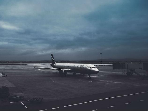 Самолёт совершил экстренную посадку воВнукове из-за протечки топливного бака