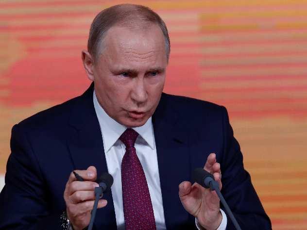 Путин: вправоохранительных органах можно действовать как вармии