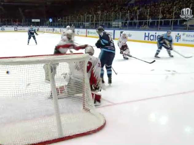 Сибирь – Авангард смотреть хоккей онлайн матч КХЛ, видео прямая трансляция Авангард — Сибирь 11 01 2018