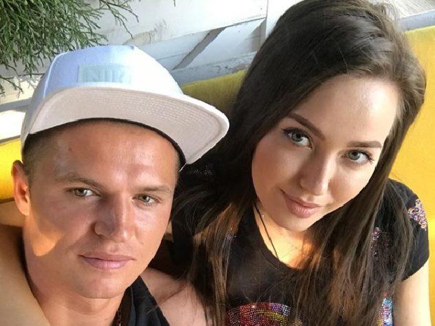 Анастасия Костенко иДмитрий Тарасов официально поженились
