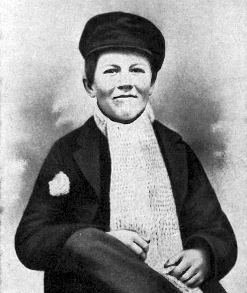 Томас Эдисон в ранней юности. Wikimedia