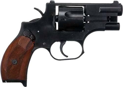 Револьвер Стечкина специальный ОЦ-38. wikimedia