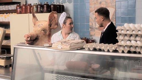 Кадр из сериала «Однажды в Ростове»
