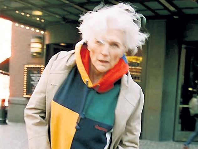 Мать Илона МАСКА — Мэй снялась в фотосессии для журнала мод