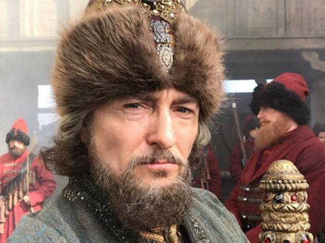 Сергея Безрукова на съемках приняли за бомжа
