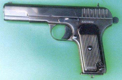 Пистолет ТТ образца 1933 г. Фото: wikimedia.org