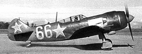 Фронтовой истребитель Ла-5 (ЛаГГ-5). Фото: wikipedia.org
