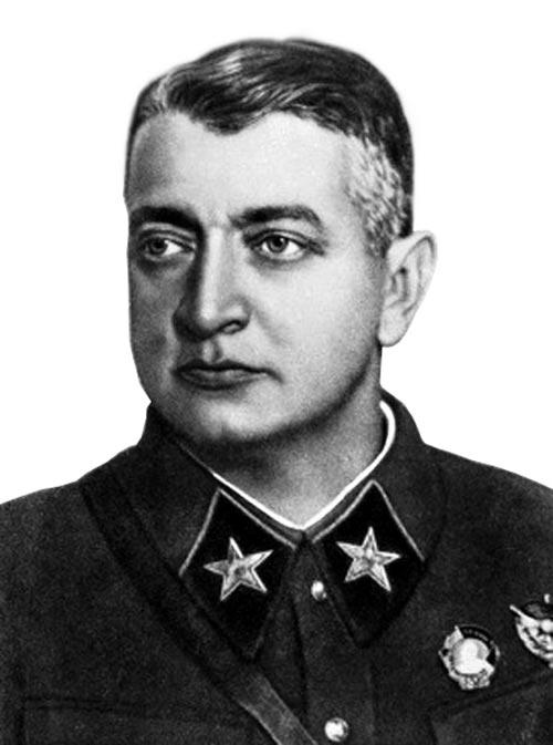 Маршал Тухачевский. Источник: wikipedia.org
