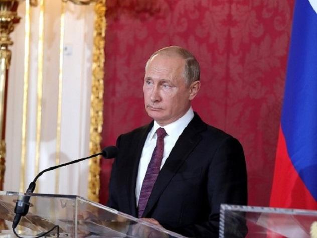 Президент России обещал снизить нагрузку на бизнес в стране