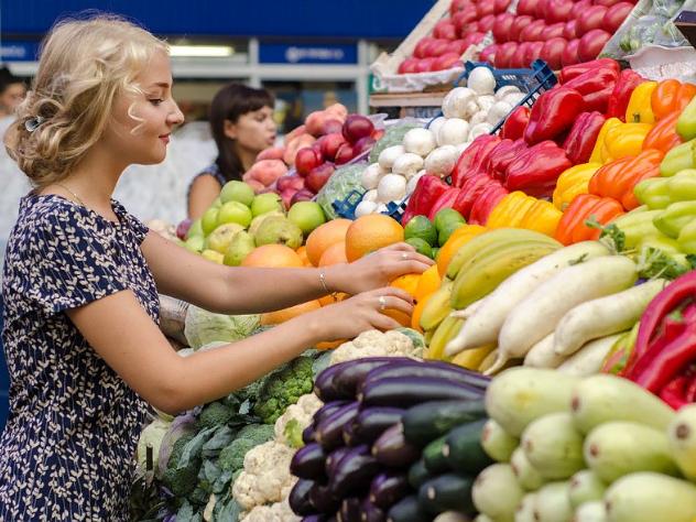 дорогие продукты, цены на продукты, цены на овощи