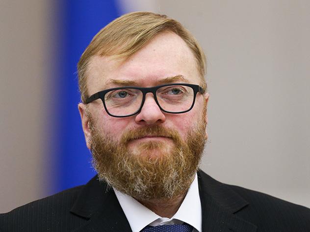 Милонов выступал за наказания насмехающихся над сборной России