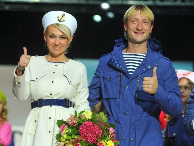 Признавшейся в наркозависимости жене Кержакова предложили работать у Плющенко
