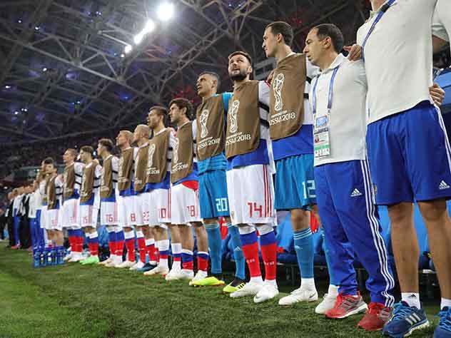Несмотря на поражение в четвертьфинале ЧМ-2018 от хорватов, российская сборная заслужила самых теплых слов
