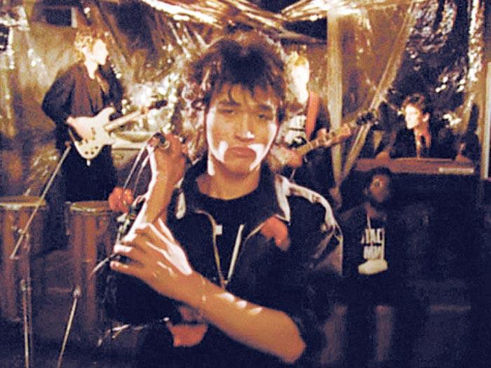 Кадр из фильма «АССА», 1987 г.