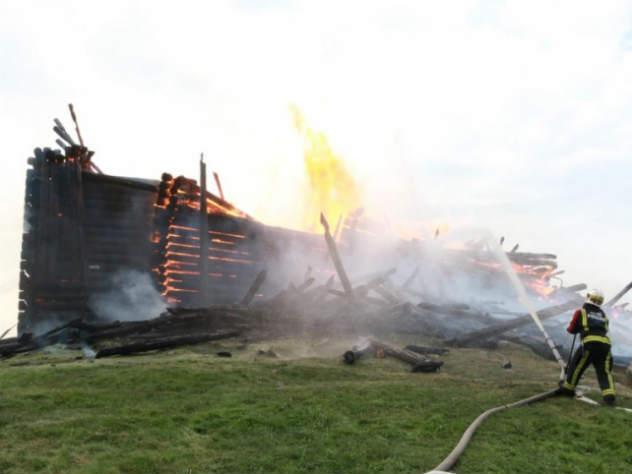 Успенскую церковь в Кондопоге восстановят