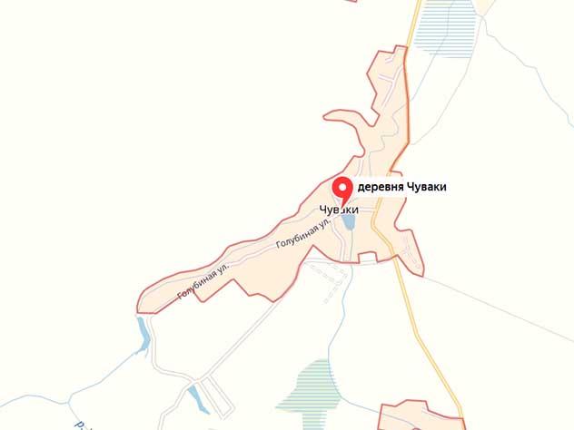 Как зовут жителей деревни Чуваки