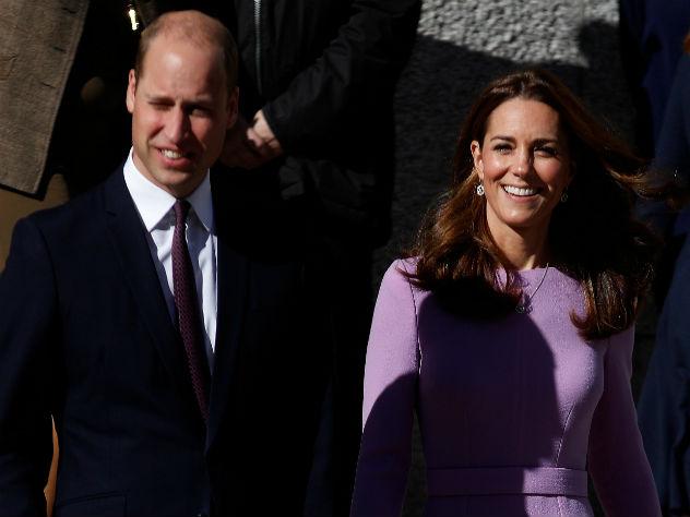 Как выглядит младший сын Кейт Миддлтон? — принц Луи