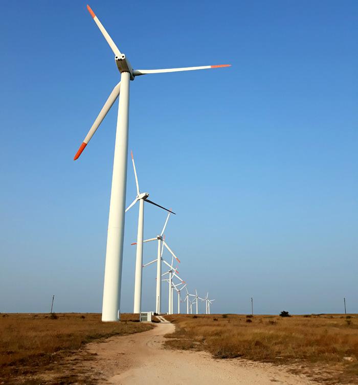 В Таганроге активно выпускают башни для энергетики будущего
