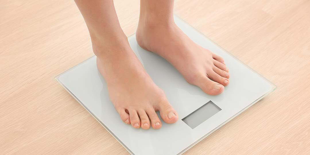 похудение, весы, привычка